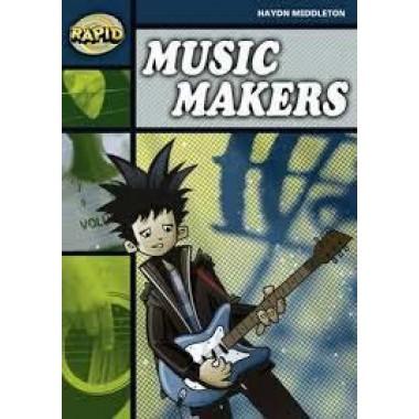 RAPID STG 6 SET B: MUSIC MAKERS