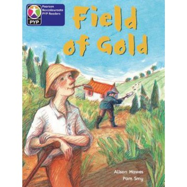 Primary Years Programme L2 Field of Gold single - Pearson Baccalaureate PrimaryYears Programme