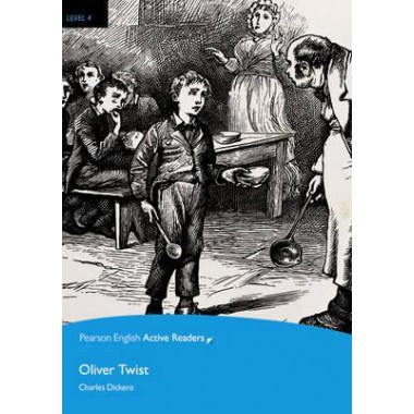 PLAR Level 4: Oliver Twist Book & Multi-ROM with MP3 Pack