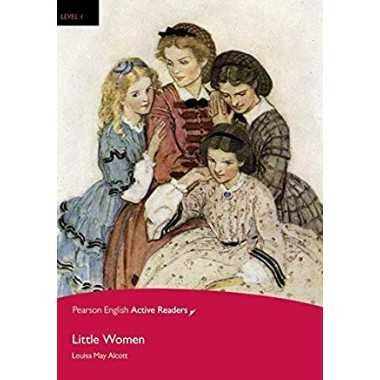 PLAR Level 1: Little Women Book and Multi-ROM with MP3 Pack
