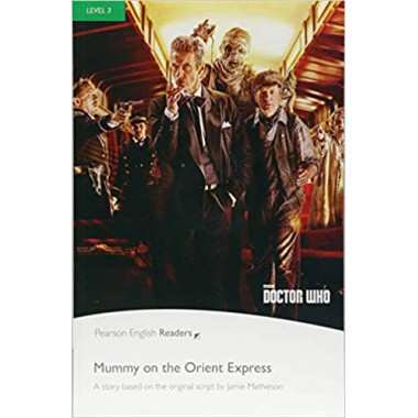 Doctor Who: Mummy on the Orient Express