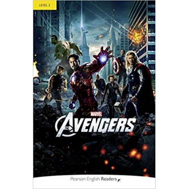 Marvel's The Avengers Book & MP3 Pack