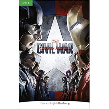 Marvel's Captain America: Civil War (with MP3)