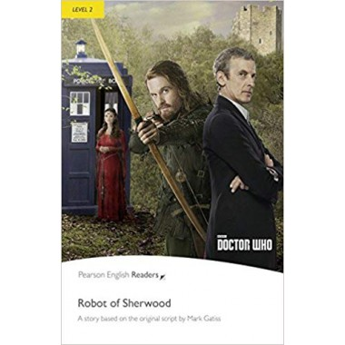 Doctor Who: The Robot of Sherwood (with MP3)