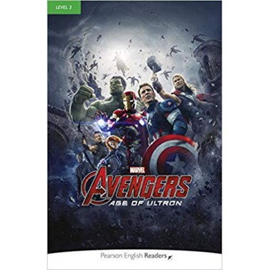 Marvel's The Avengers: Age of Ultron  (with MP3)
