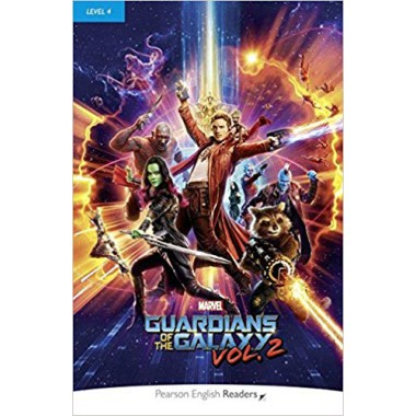 Marvel's The Guardians of the Galaxy Vol.2 (with MP3)