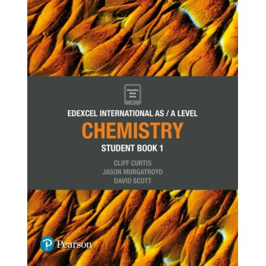 Edexcel International AS Level Chemistry Student Book and ActiveBook 1