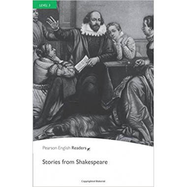 PLPR3: STORIES FROM SHAKESPEARE  BK