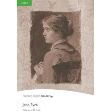 Penguin Reader Lv 3: Jane Eyre (Relaunch Edn)