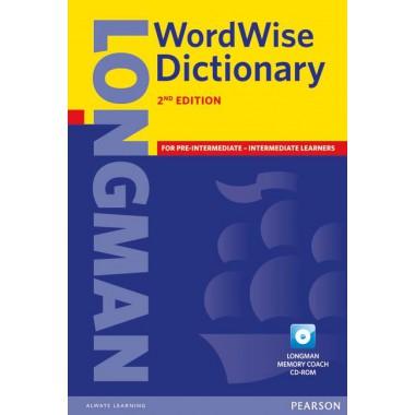 LONGMAN WORDWISE DICTIONARY PAPER & CD ROM PACK 2ED