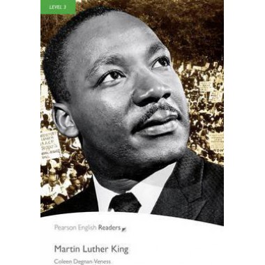 Penguin Reader Lv 3: Martin Luther King (Relaunch Edn)