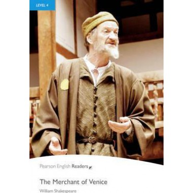 Pearson English Readers Lv 4 The Merchant of Venice