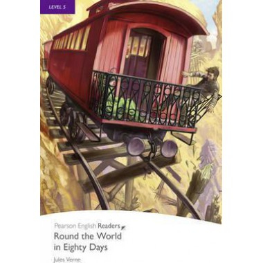 PLPR Level 5: Round the World in Eighty Days Book and MP3 Pack