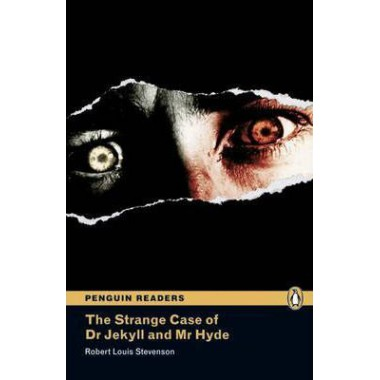 PR Level 5: The Strange Case of Dr Jekyll and Mr Hyde Book and MP3 Pack