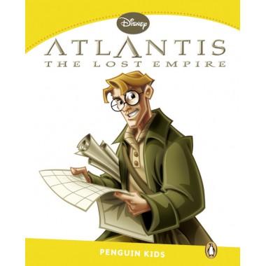 PK6: ATLANTIS: LOST EMPIRE READER