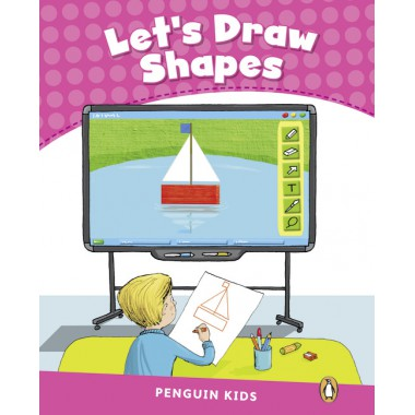 PK2: LET'S DRAW SHAPES CLIL