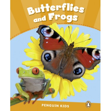 PK3: BUTTERFLIES & FROGS