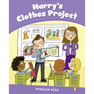 PK5: HARRY'S CLOTHES PROJECT