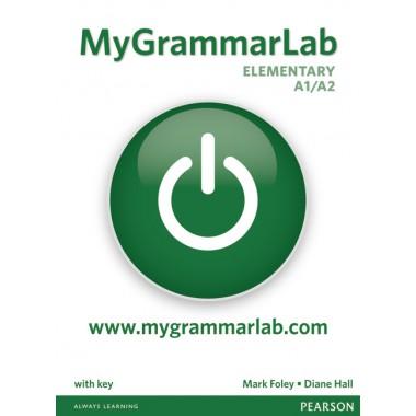 MYGRAMMARLAB ELEMENTARY WITH KEY/MYLAB PACK