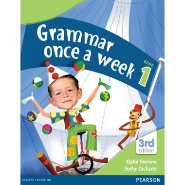 GRAMMAR ONCE A WEEK 1