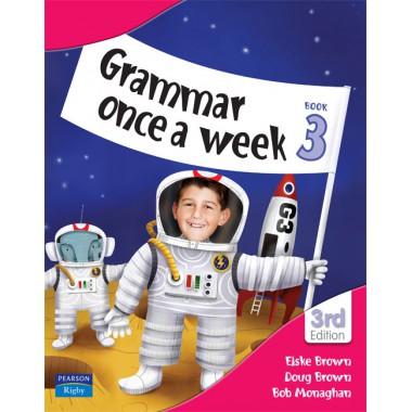 GRAMMAR ONCE A WEEK 3
