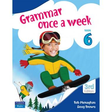 GRAMMAR ONCE A WEEK 6