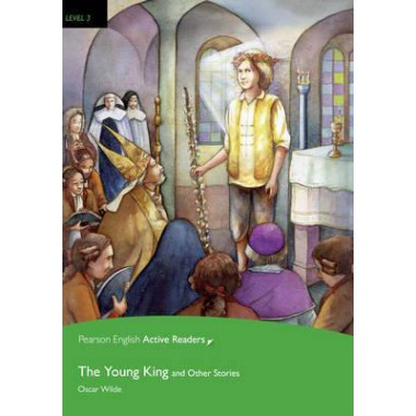 PLAR Level 3: The Young King and Other Stories Book and Multi-ROM with MP3 Pack