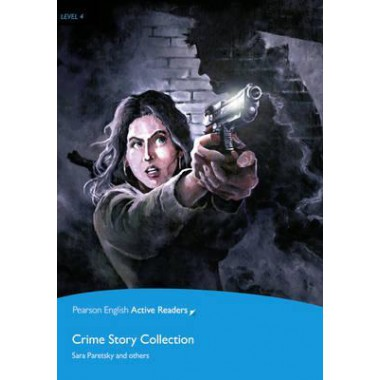 PLAR Level 4: Crime Story Collection Book and Multi-ROM with MP3 Pack