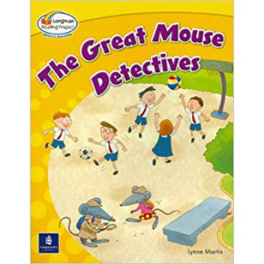 LRP-BR-L3-6:GREAT MOUSE DETECTIVES