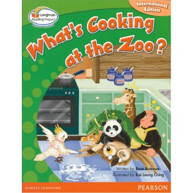 LRP-BR-L4-10:WHAT'S COOKING AT THE ZOO?