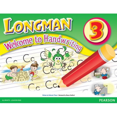 LMN WEL TO HANDWRITING BK  3