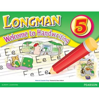 LMN WEL TO HANDWRITING BK  5
