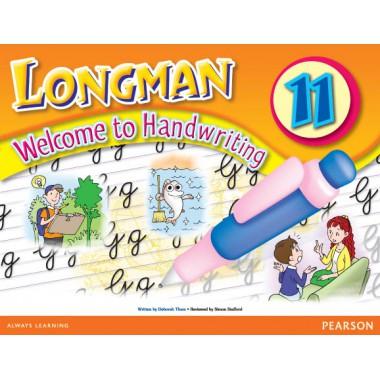 LMN WEL TO HANDWRITING BK 11