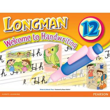 LMN WEL TO HANDWRITING BK 12