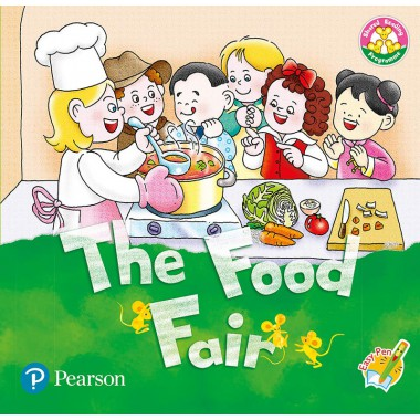 SRP(3MICE) : THE FOOD FAIR TALKING VER (K2)