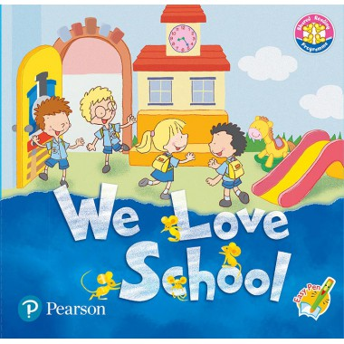 SRP(4MICE) : WE LOVE SCHOOL TALKING VER (K3)