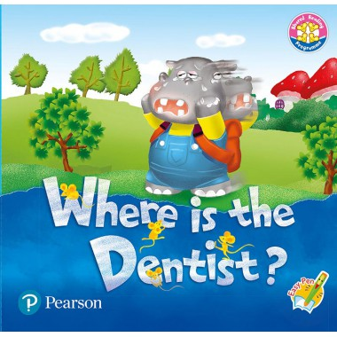 SRP(4MICE) : WHERE IS THE DENTIST? TALKING VER (K3)