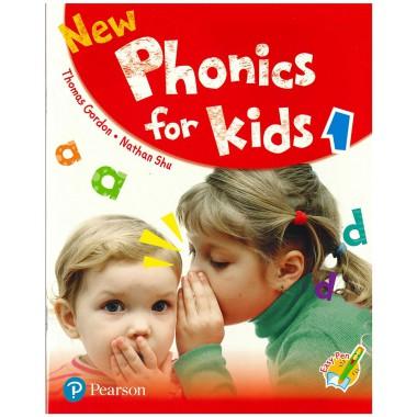 NEW PHONICS FOR KIDS TALKING SB 1 (K1)
