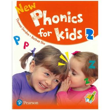 NEW PHONICS FOR KIDS TALKING SB 2 (K1)
