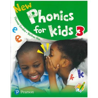 NEW PHONICS FOR KIDS TALKING SB 3 (K2)