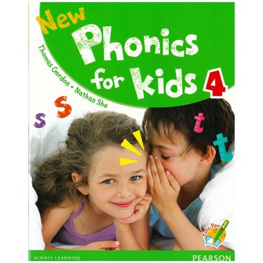 NEW PHONICS FOR KIDS TALKING SB 4 (K2)