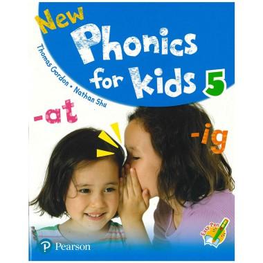 NEW PHONICS FOR KIDS TALKING SB 5 (K3)
