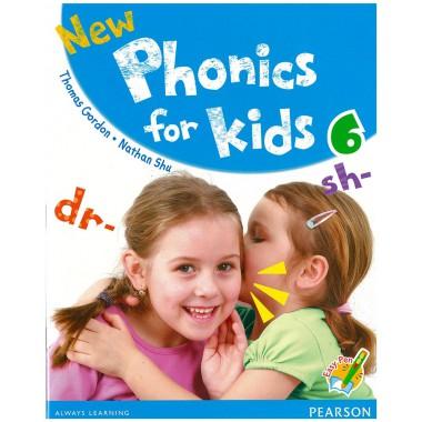 NEW PHONICS FOR KIDS TALKING SB 6 (K3)