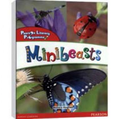 PEARSON LITERACY PRO (RL)-MINIBEASTS