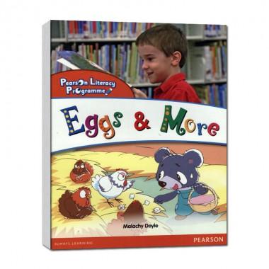 PEARSON LITERACY PRO (OL)-EGGS & MORE