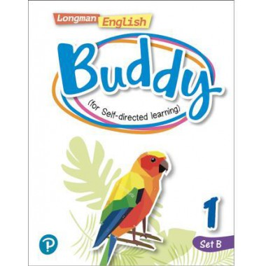 Longman English Buddy (Self directed-learning) 1 (Set B)
