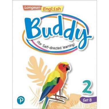 Longman English Buddy (Self directed-learning) 2 (Set B)