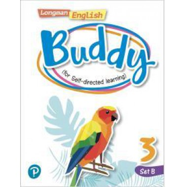 Longman English Buddy (Self directed-learning) 3 (Set B)