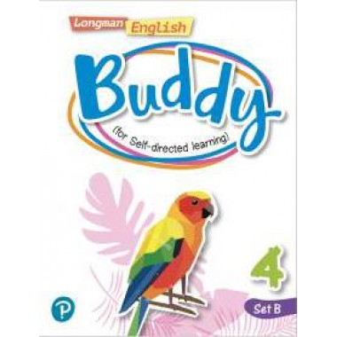 Longman English Buddy (Self directed-learning) 4 (Set B)