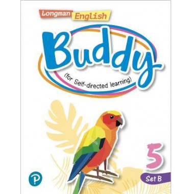 Longman English Buddy (Self directed-learning) 5 (Set B)